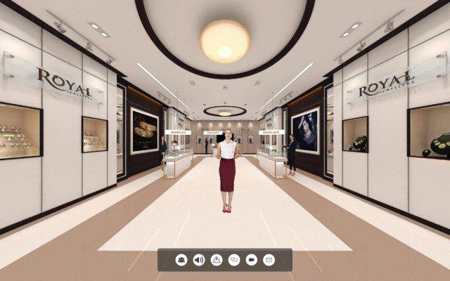 VMRD - Virtual Showroom