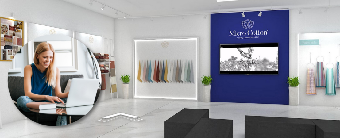 How can a Virtual Showroom enhance customer experience and increase brand trust?