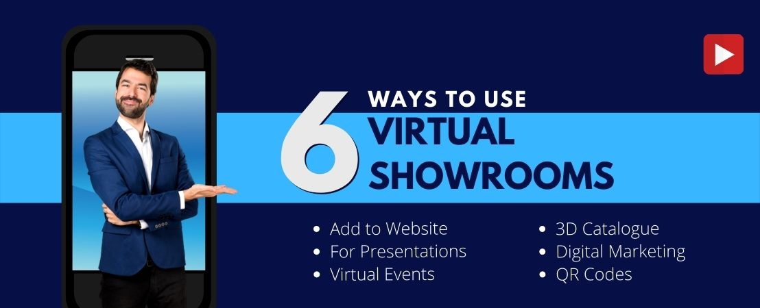 6 Ways to use Virtual Showroom in your Marketing!